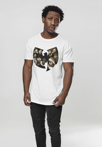 Wu-Wear WU013 - Camiseta con cuello redondo Wu-Wear