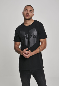 Wu-Wear WU028 - T-Shirt com Logótipo da Wu-Wear Black