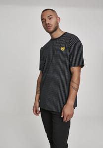 Wu-Wear WU037 - Wu-Wear Pin Stripe Tee