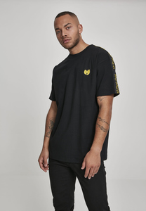 Wu-Wear WU038 - T-shirt de Fita Lateral Wu-Wear
