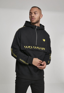 Wu-Wear WU043 - Camisola com Capuz Pull Over Wu-Wear