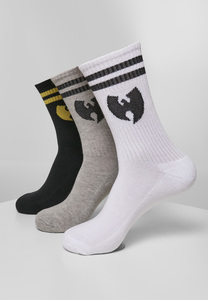 Wu-Wear WU045 - Pack de 3 pares de calcetines Wu-Wear