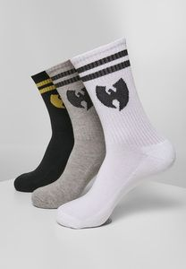 Wu-Wear WU045 - Wu Wear Socks 3-Pack