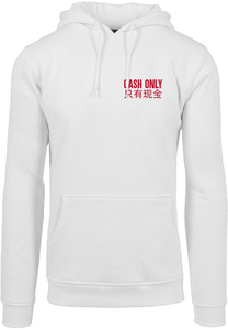 Mister Tee MT1492 - Cash Only Hoody