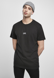 Mister Tee MT1520 - T-shirt OFF EMB