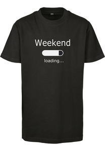 Mister Tee MTK102 - Kids Weekend Loading 2.0 Tee
