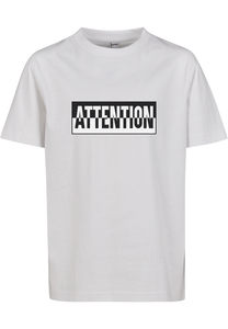 Mister Tee MTK103 - Kids Attention Tee