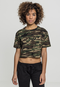Urban Classics TB2021 - Ladies Short Oversize Tee