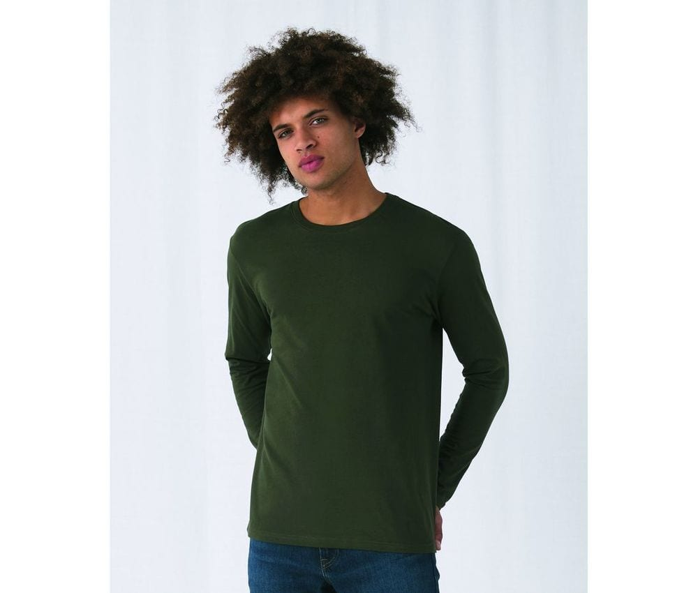 B&C BC05T - Tee-shirt homme manches longues