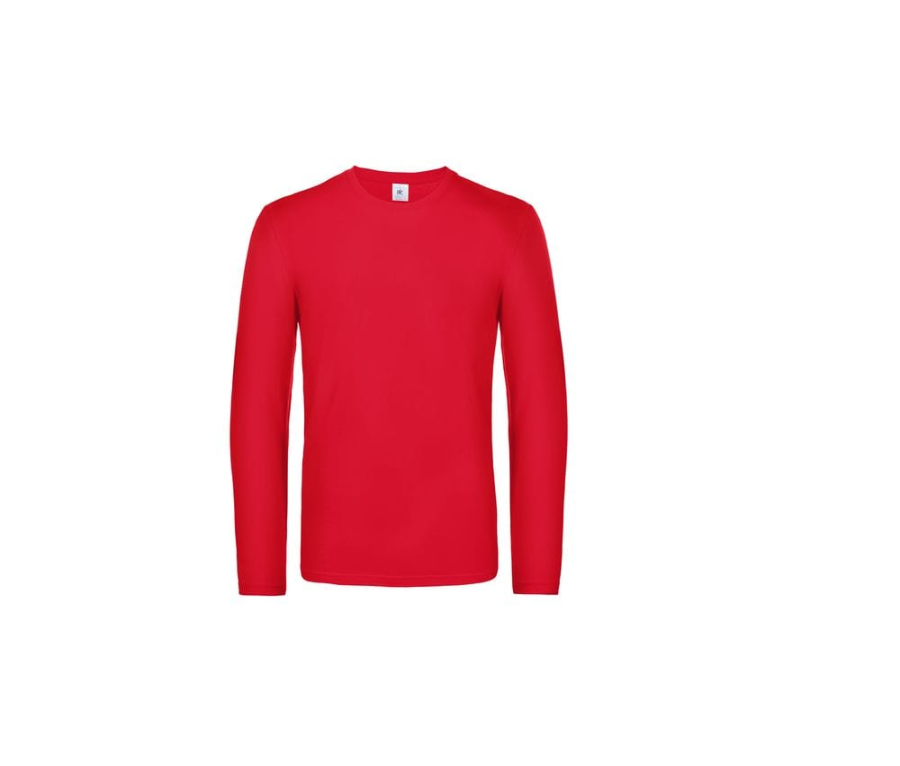 B&C BC07T - Tee-shirt homme manches longues