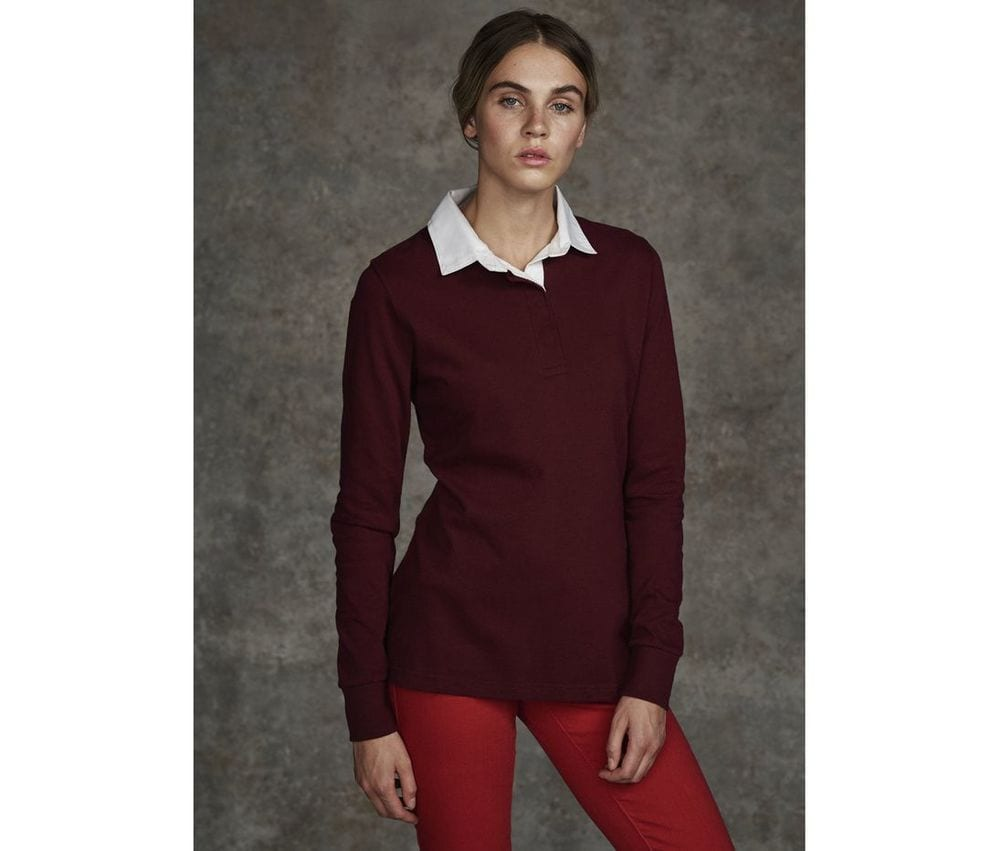 FRONT ROW FR101 - Polo rugby femme