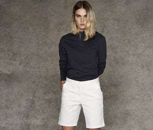 FRONT ROW FR606 - Short stretch femme sans pince