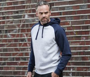 RUSSELL RU269M - Sweat capuche baseball