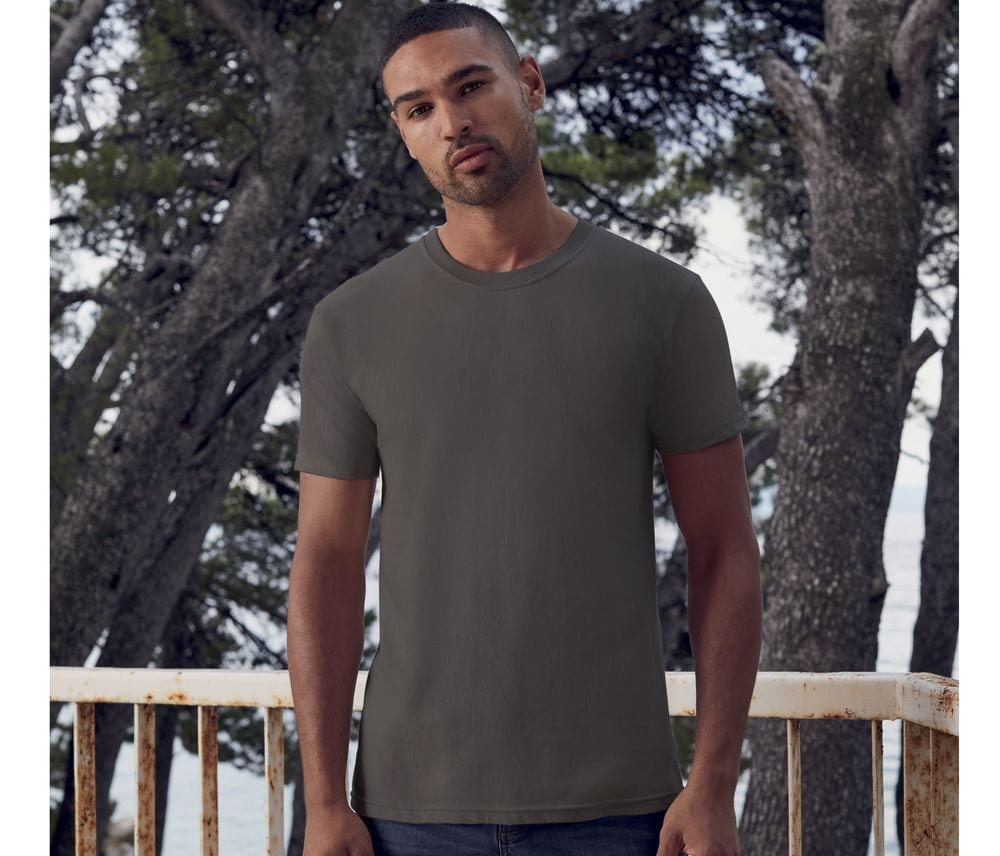 FRUIT OF THE LOOM SC200 - Tee-shirt homme lavable à 60°