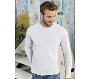FRUIT OF THE LOOM SC223 - Tee-shirt manches longues