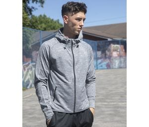 TOMBO TL550 - Sweat capuche sport homme