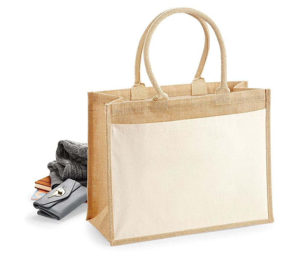 WESTFORD MILL WM427 - Grand sac en toile de jute