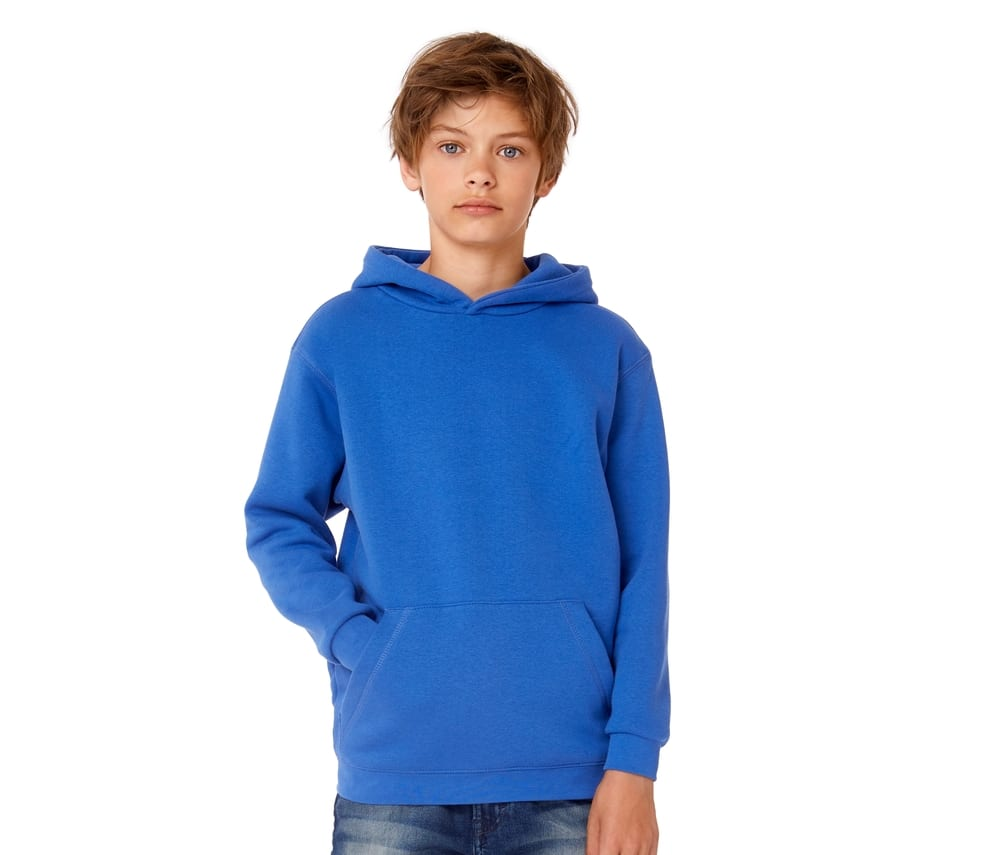 B&C BC511 - Sweat enfant à capuche