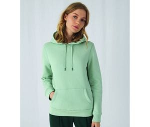 B&C BCW02Q - Sweat Capuche Queen