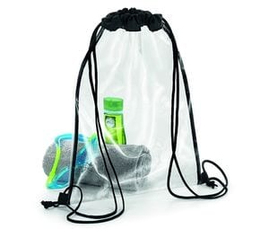 BAG BASE BG007 - Sac gym transparent