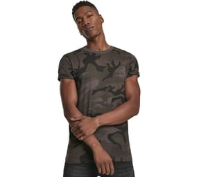BUILD YOUR BRAND BY109 - T-shirt camouflage