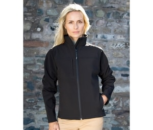 RESULT RS121F - Veste classique Softshell 3 couches femme