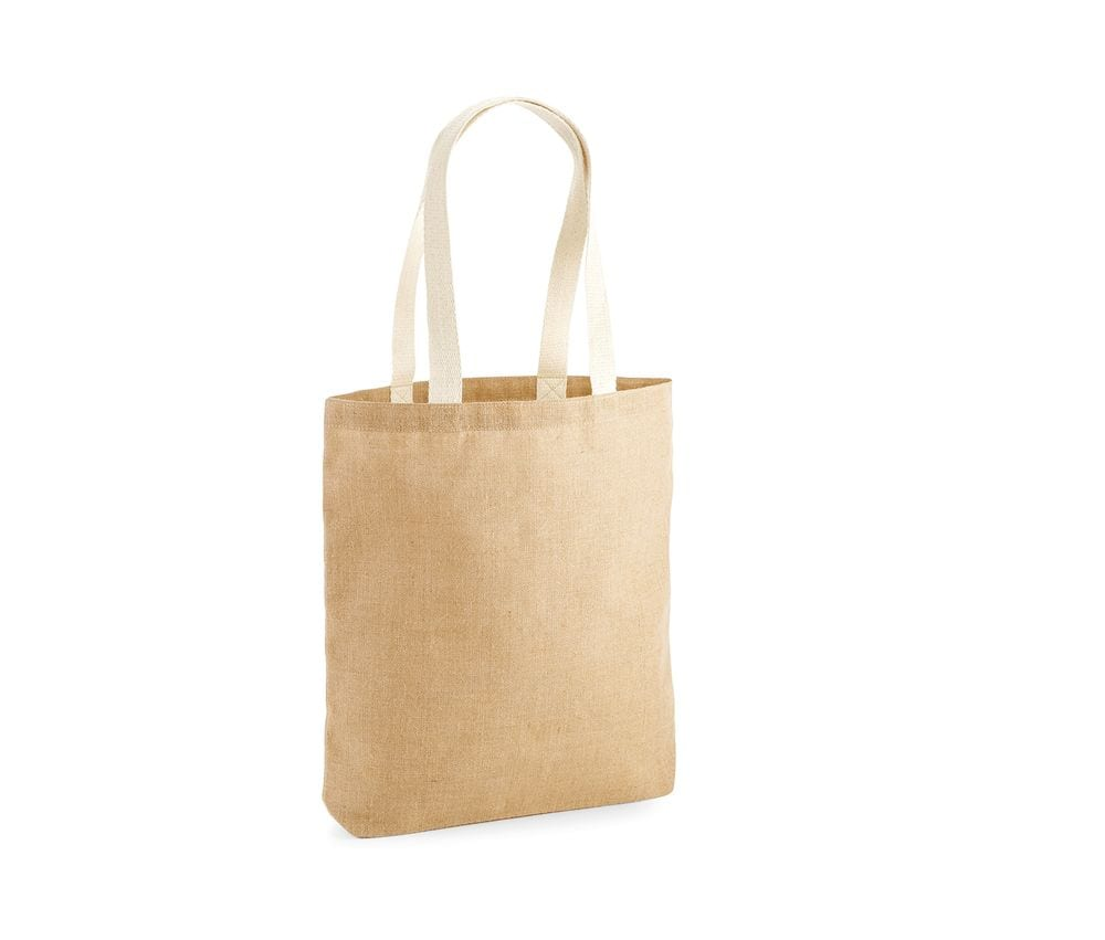 WESTFORD MILL WM455 - Sac shopping en toile de jute
