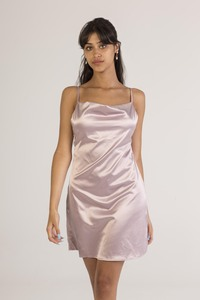 Dress nuisette style with thin straps