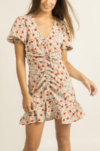 LUC&CE 1DR2 - Floral dress