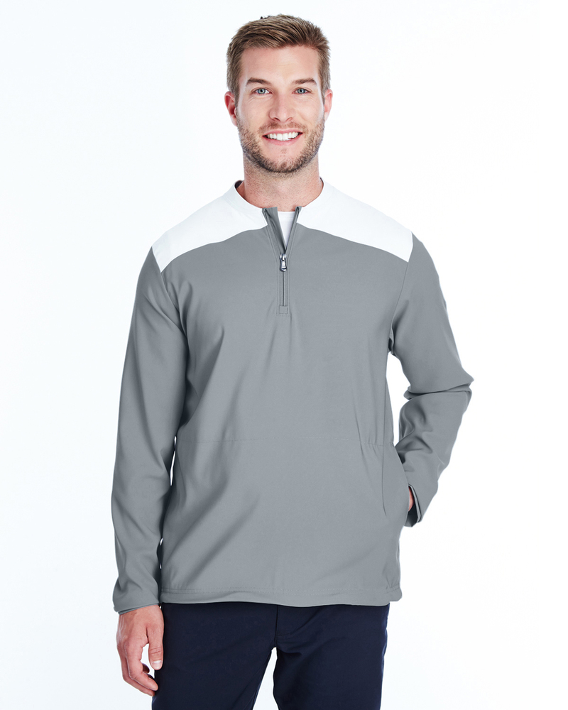 Under Armour SuperSale 1317220 - Men's Corporate Triumph Cage Quarter-Zip Pullover