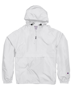 Champion CO200 - Adult Packable Anorak 1/4 Zip Jacket