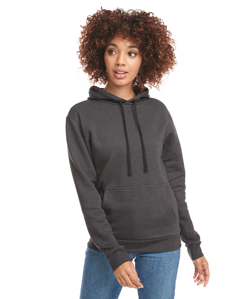 Next Level 9302 - Unisex Classic PCH  Hooded Pullover Sweatshirt