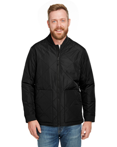 Harriton M715 - Adult Dockside Insulated Utility Jacket