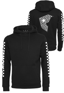 Merchcode FA041 - Checker Badge Hoody