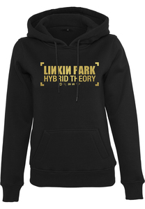 Merchcode MC608 - Ladies Linkin Park Anniversay Logo Hoody