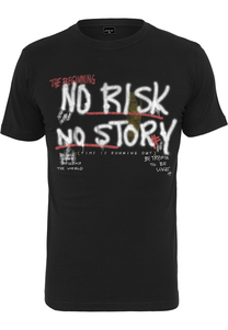 Mister Tee MT1566 - No Risk No Story Tee