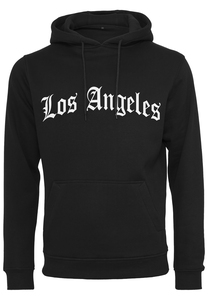 Mister Tee MT1579 - Los Angeles Wording Hoody