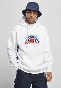 Southpole SP076 - Southpole Multi Color Logo Hoody