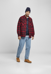 Southpole SP129 - Southpole Flannel Quilted Shirt Jacket