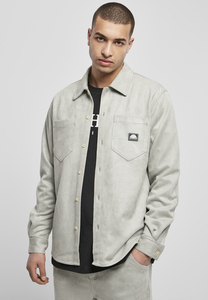 Southpole SP143 - Southpole Poly Suede Woven Shirt