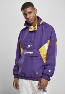 Starter Black Label ST094 - Starter Windbreaker realviolet/californiayel/wht