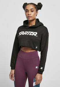 Starter Black Label ST168 - Ladies Starter Cropped Hoody