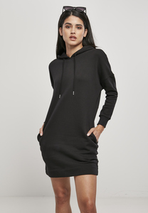 Urban Classics TB4094 - Ladies Organic Oversized Terry Hoody Dress