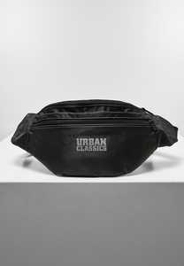 Urban Classics TB4175 - Recycled Ribstop Double Zip Shoulder Bag