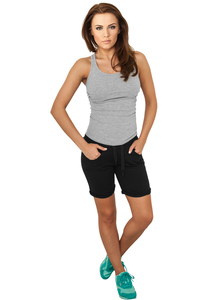 Urban Classics TB752 - Ladies 5 Pocket Sweatshorts