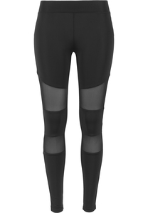 Urban Classics UCK1174 - Girls Tech Mesh Leggings