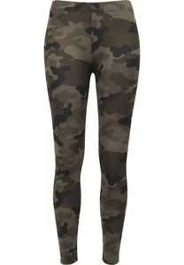 Urban Classics UCK1331 - Girls Camo Leggings