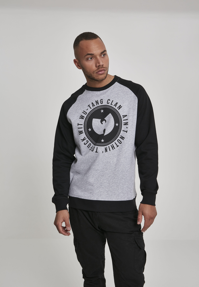 Wu-Wear WU033 - Wu-Wear Ain't Nothin' Crewneck