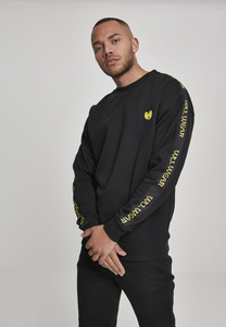Wu-Wear WU042 - Wu-Wear Tape Chest Embroidery Crewneck
