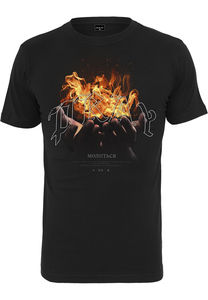 MT Men MT1682 - Pray On Fire Tee